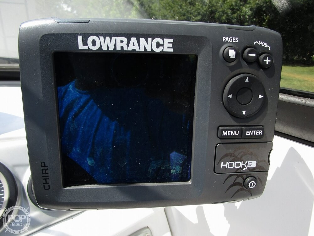 2018 Tahoe boat for sale, model of the boat is 550 TF ski & fish & Image # 40 of 41
