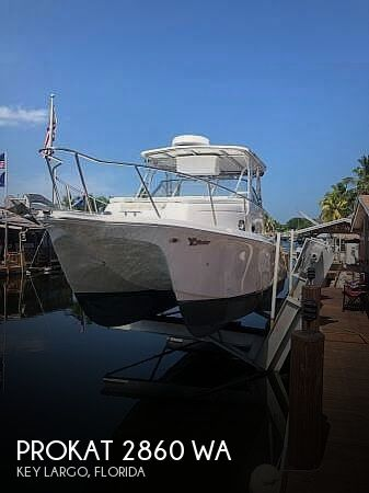 Used ProKat Boats For Sale by owner | 2005 ProKat 2860 WA