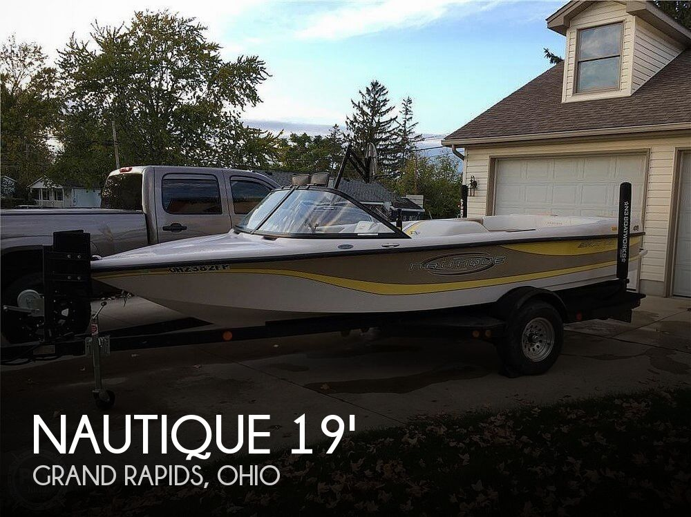 Used Nautique Boats For Sale by owner | 2003 Nautique 19