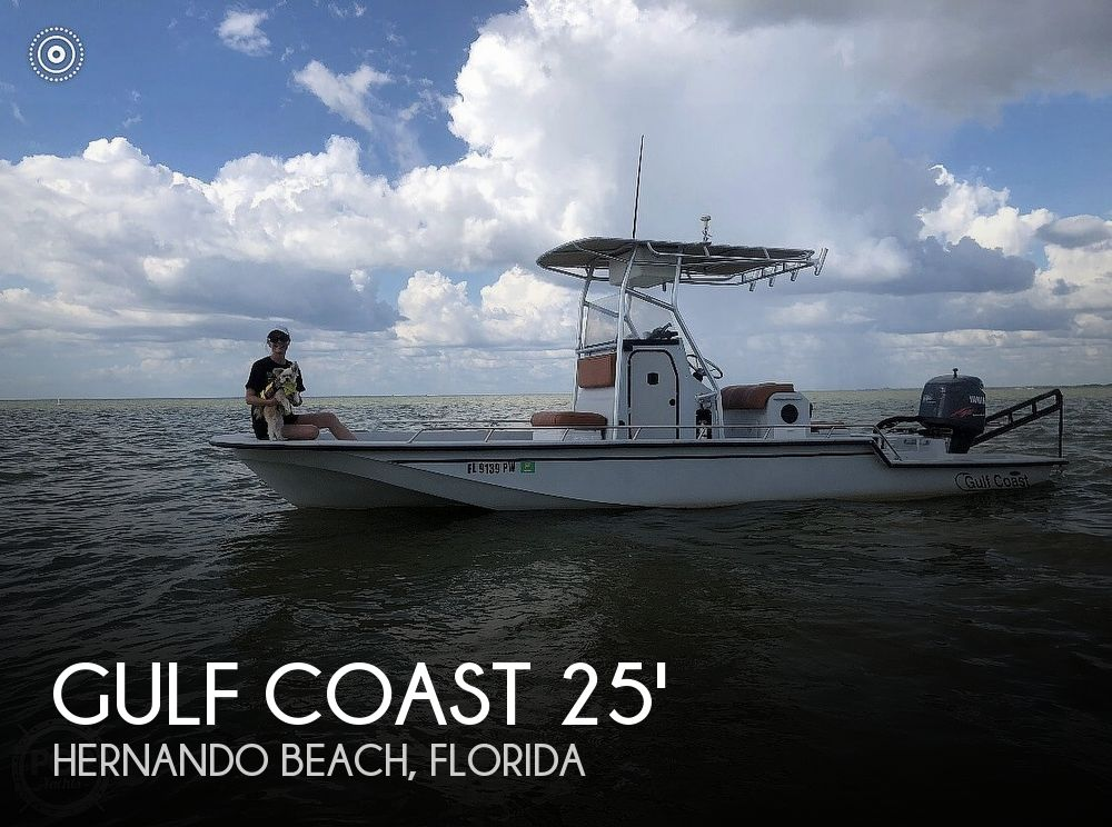 Used Gulf Coast Boats For Sale by owner | 2001 Gulf Coast 25