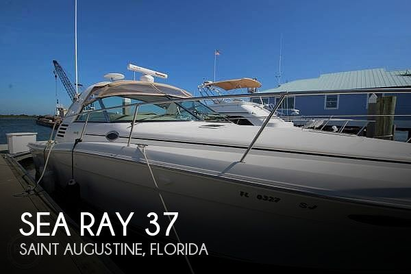 Used Sea Ray Boats For Sale in Jacksonville, Florida by owner | 1998 Sea Ray 37