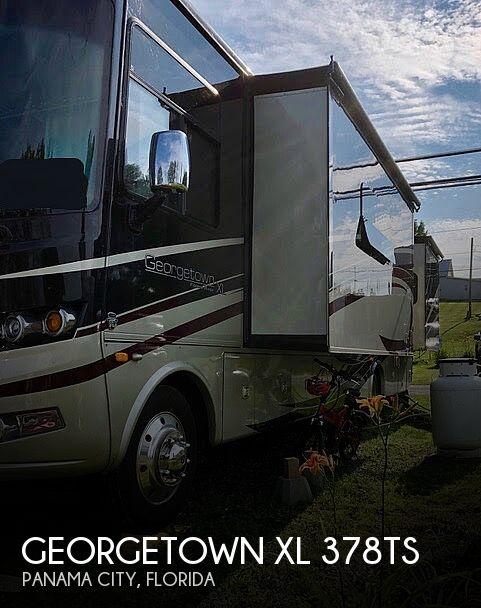 2015 Georgetown XL 378TS