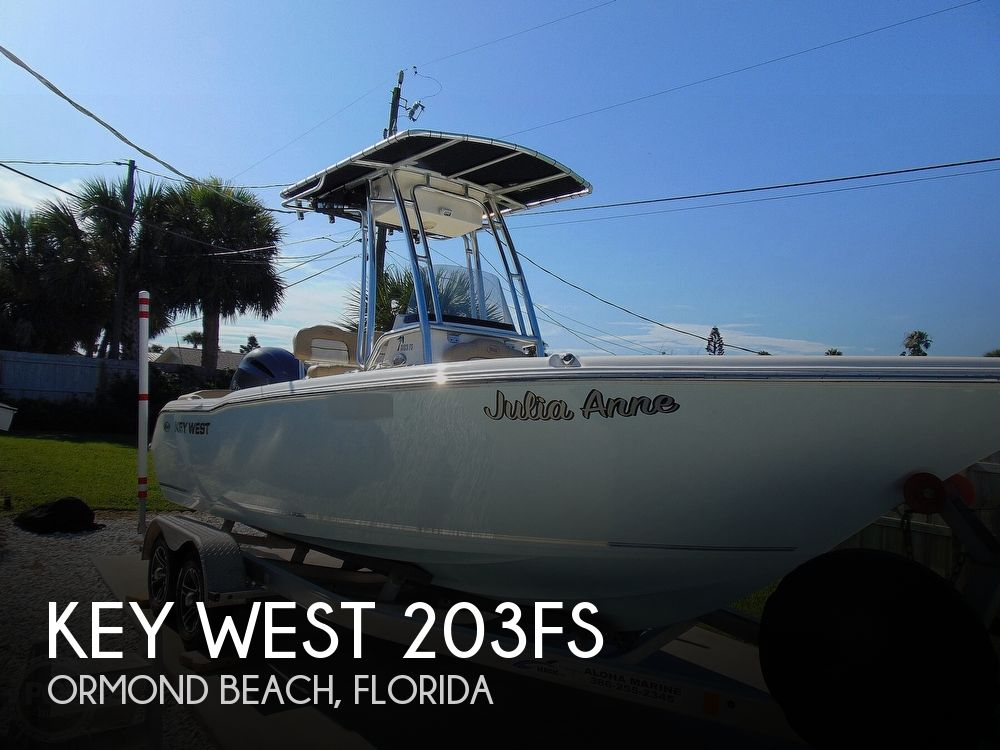 Used Key West Boats For Sale by owner | 2016 Key West 203FS