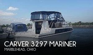 Used Carver Boats For Sale in Ohio by owner | 1988 Carver 32