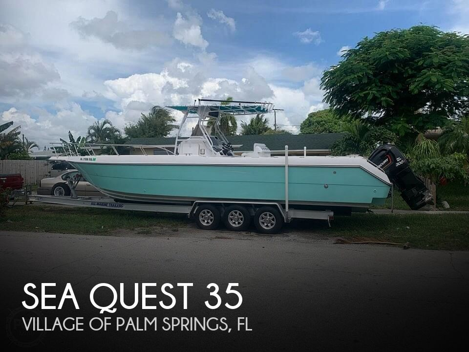 Used Sea Pro Boats For Sale by owner | 1997 Sea Pro 35