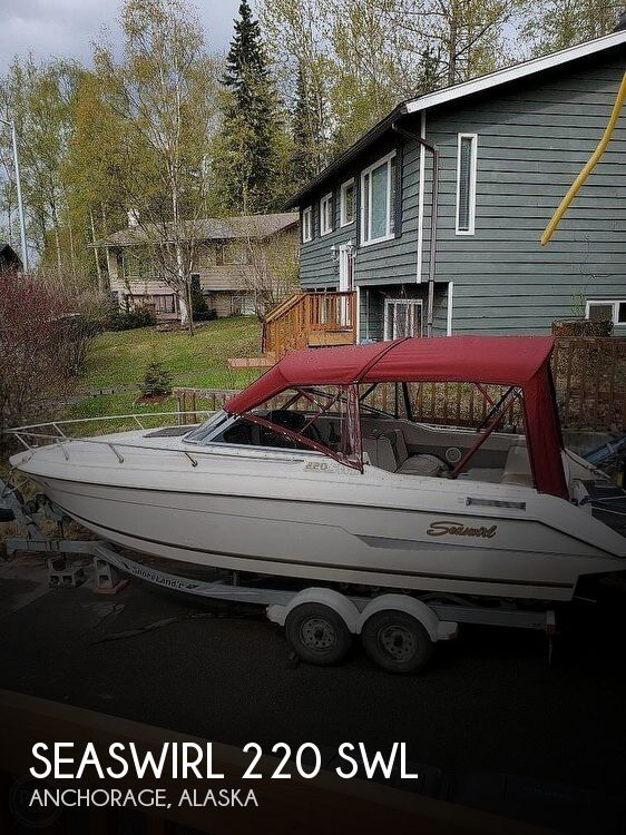 Used Boats For Sale in Anchorage, Alaska by owner | 1994 Seaswirl 23