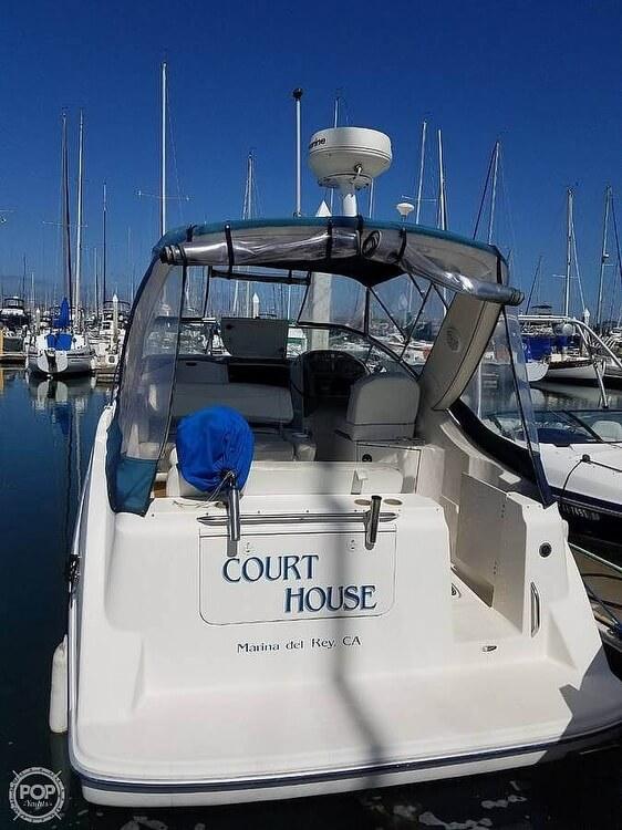 2003 Bayliner boat for sale, model of the boat is Cierra 2855 & Image # 4 of 40