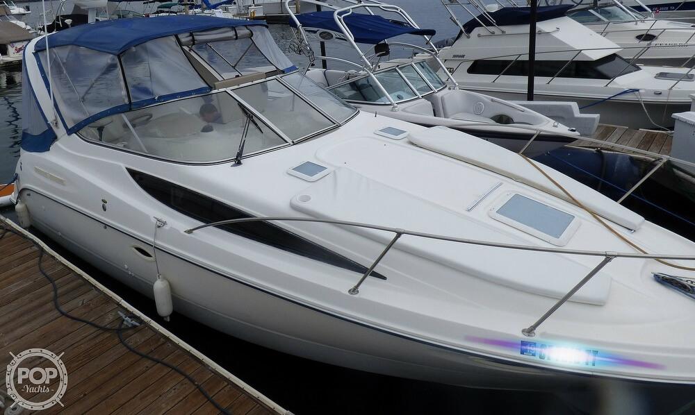 2003 Bayliner boat for sale, model of the boat is Cierra 2855 & Image # 18 of 40