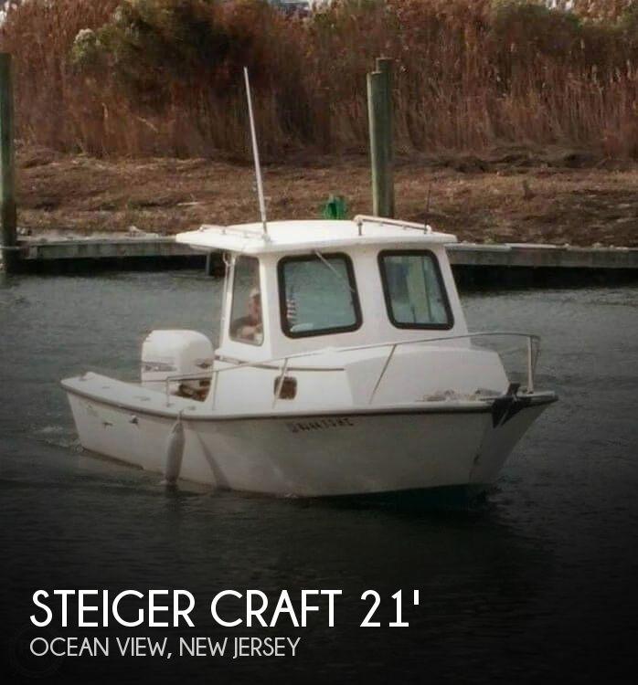 Used Steiger Craft Boats For Sale by owner | 2001 Steiger Craft 21