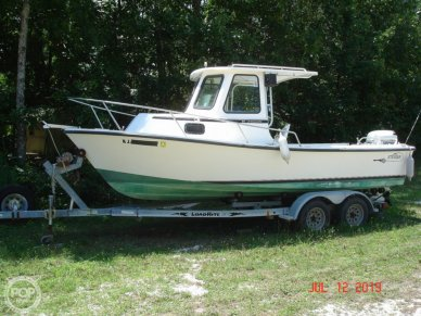 2001 Steiger Craft 21 Chesapeake - #1