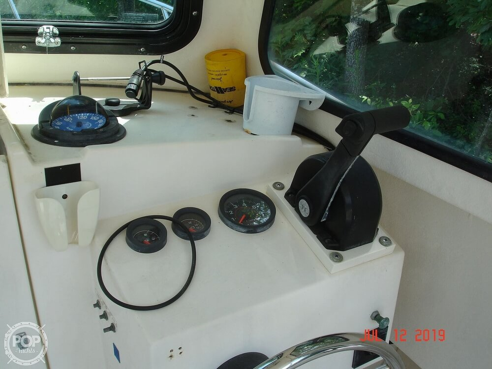 2001 Steiger Craft boat for sale, model of the boat is 21 Chesapeake & Image # 3 of 40