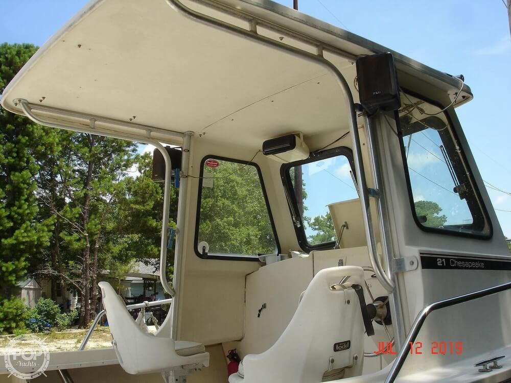 2001 Steiger Craft boat for sale, model of the boat is 21 Chesapeake & Image # 12 of 40