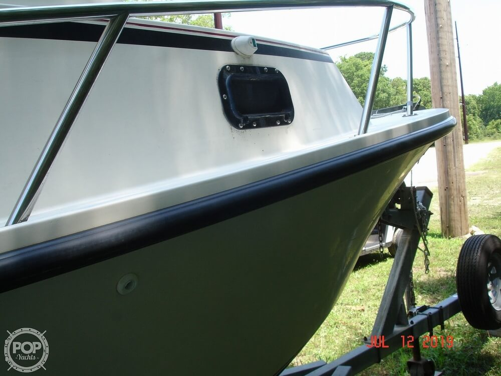 2001 Steiger Craft boat for sale, model of the boat is 21 Chesapeake & Image # 5 of 40