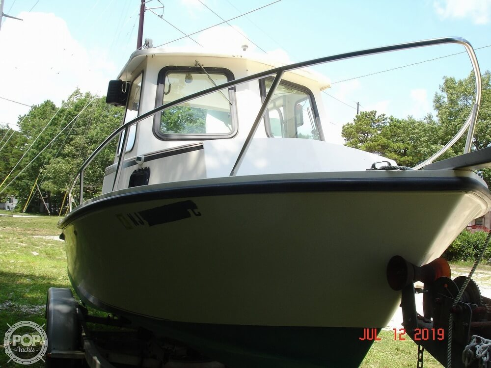 2001 Steiger Craft boat for sale, model of the boat is 21 Chesapeake & Image # 6 of 40