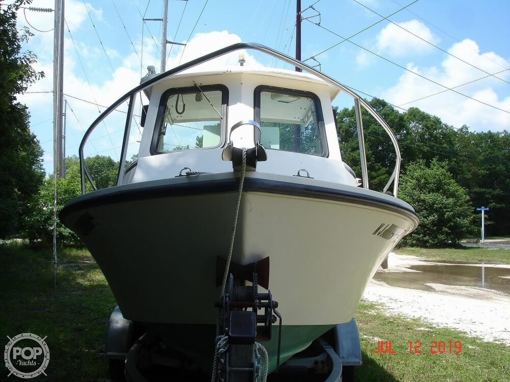 2001 Steiger Craft boat for sale, model of the boat is 21 Chesapeake & Image # 7 of 40