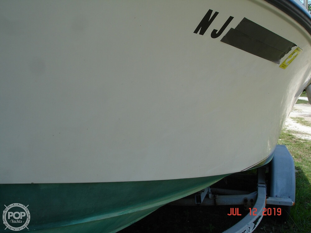 2001 Steiger Craft boat for sale, model of the boat is 21 Chesapeake & Image # 15 of 40