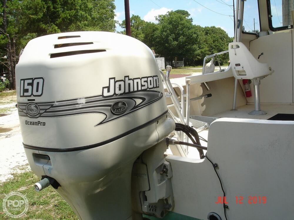 2001 Steiger Craft boat for sale, model of the boat is 21 Chesapeake & Image # 19 of 40