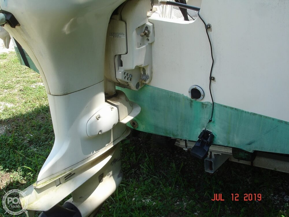 2001 Steiger Craft boat for sale, model of the boat is 21 Chesapeake & Image # 21 of 40