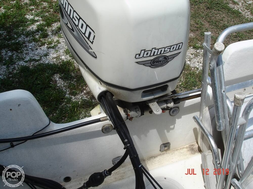 2001 Steiger Craft boat for sale, model of the boat is 21 Chesapeake & Image # 29 of 40