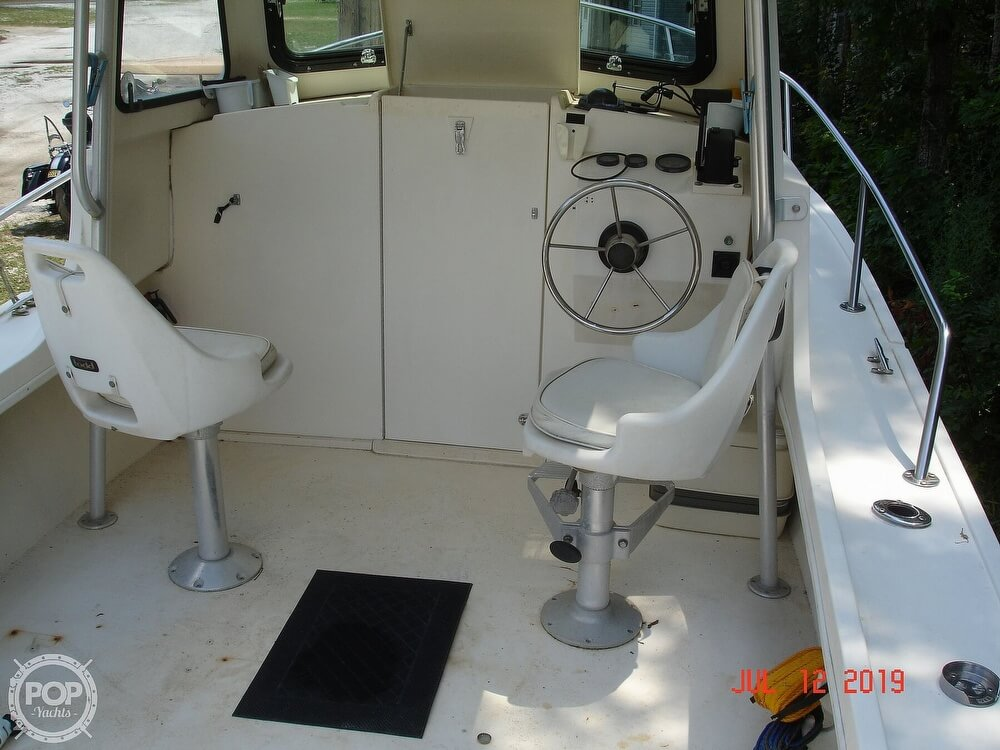 2001 Steiger Craft boat for sale, model of the boat is 21 Chesapeake & Image # 35 of 40
