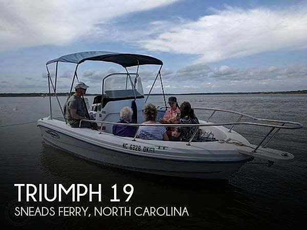 Used Triumph Boats For Sale by owner | 2006 Triumph 19