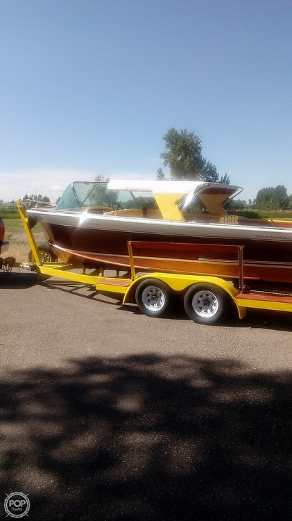 1963 Century boat for sale, model of the boat is Coronado 21 & Image # 4 of 6