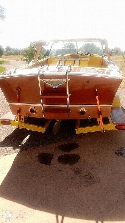 1963 Century boat for sale, model of the boat is Coronado 21 & Image # 6 of 6