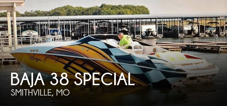 Used Baja Boats For Sale by owner | 2000 Baja 38 Special