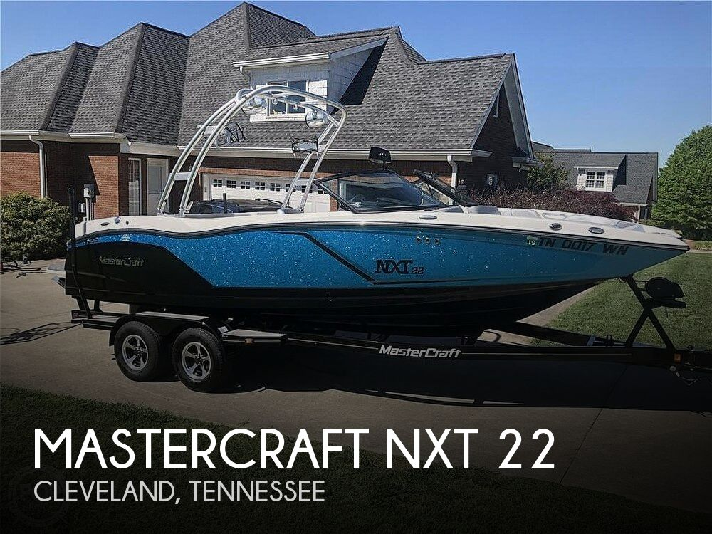 Used Boats For Sale in Knoxville, Tennessee by owner | 2016 Mastercraft 22