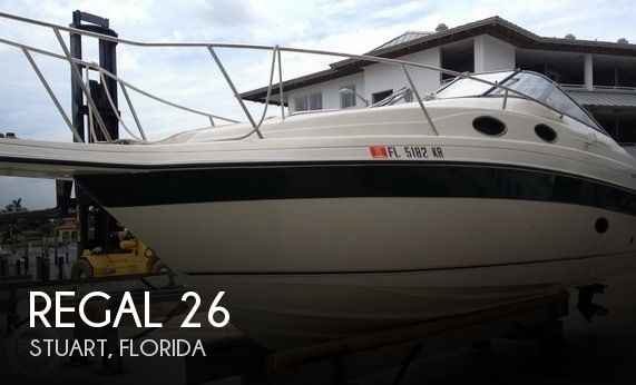 Used Regal 26 Boats For Sale by owner | 1999 Regal 26