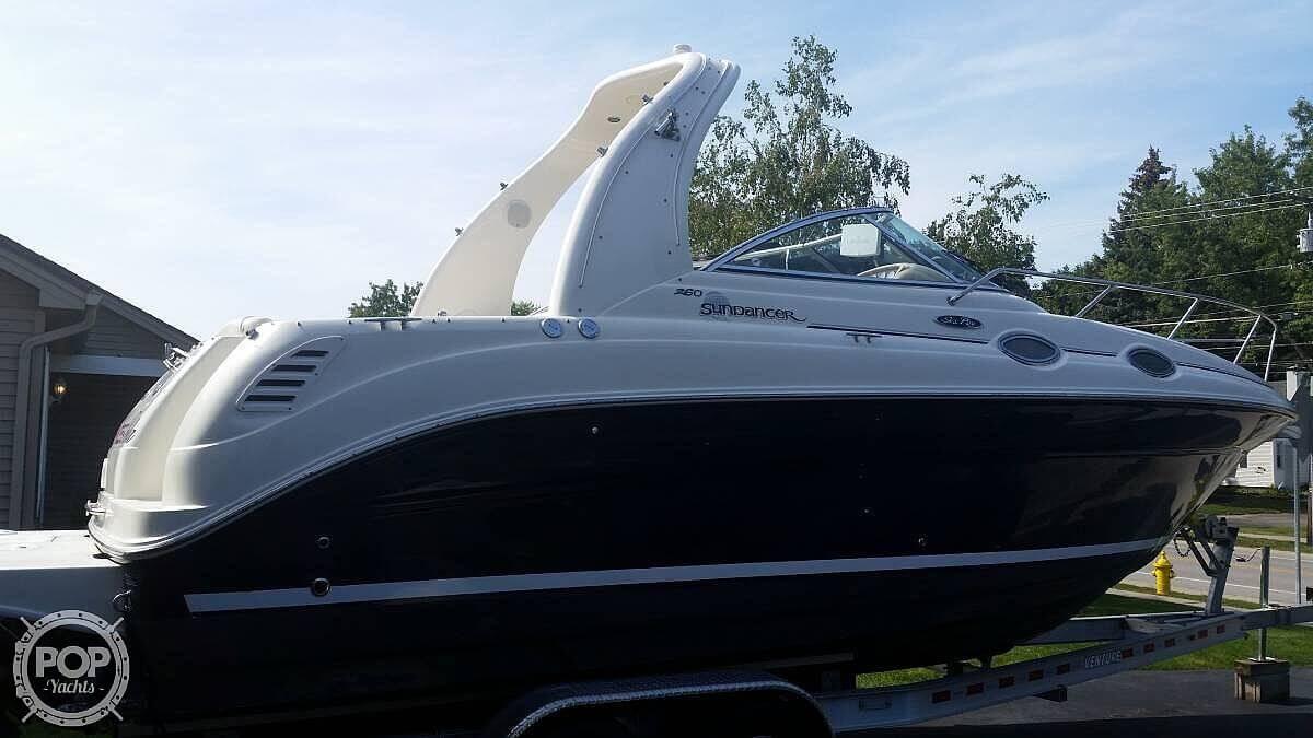 2004 Sea Ray 260 Sundancer For Sale