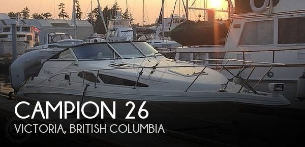 Used Campion  Boats For Sale by owner | 1997 Campion 26