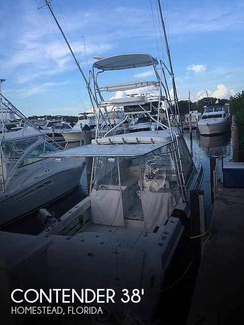 Used Contender Boats For Sale by owner | 1990 Contender 38