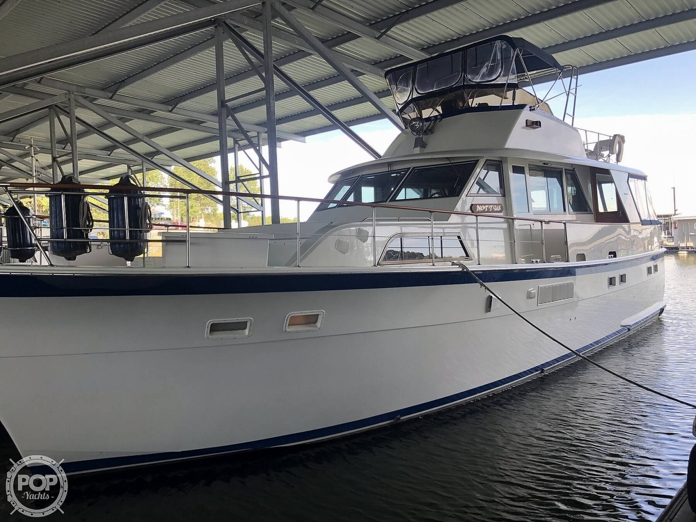 1977 Hatteras boat for sale, model of the boat is 53 & Image # 6 of 40