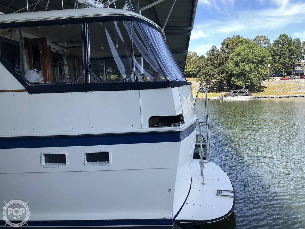 1977 Hatteras boat for sale, model of the boat is 53 & Image # 11 of 40