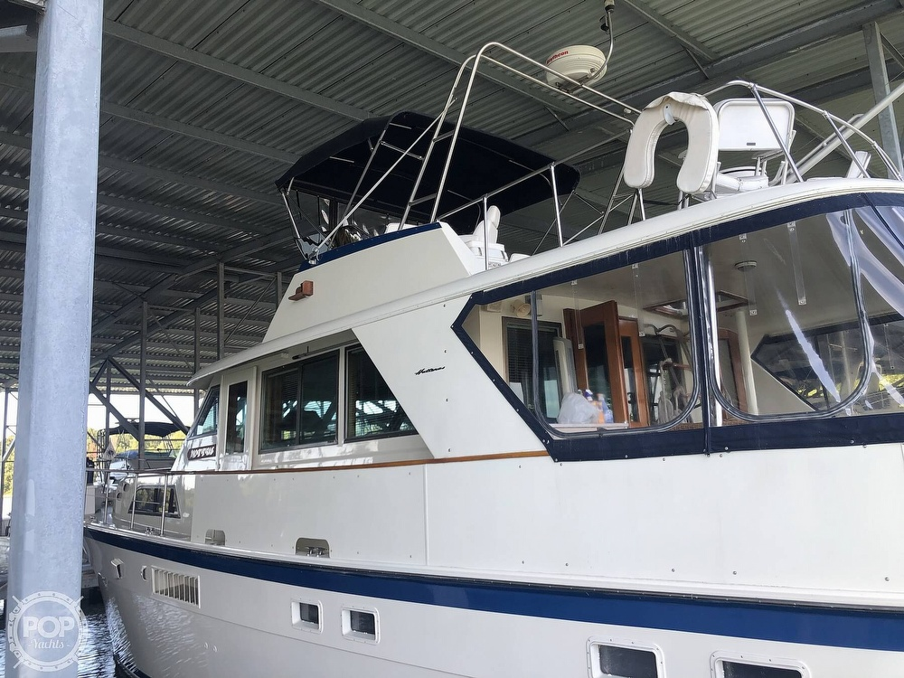 1977 Hatteras boat for sale, model of the boat is 53 & Image # 14 of 40