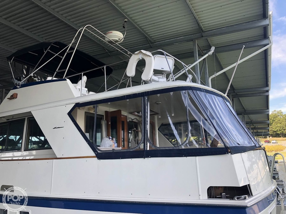1977 Hatteras boat for sale, model of the boat is 53 & Image # 15 of 40