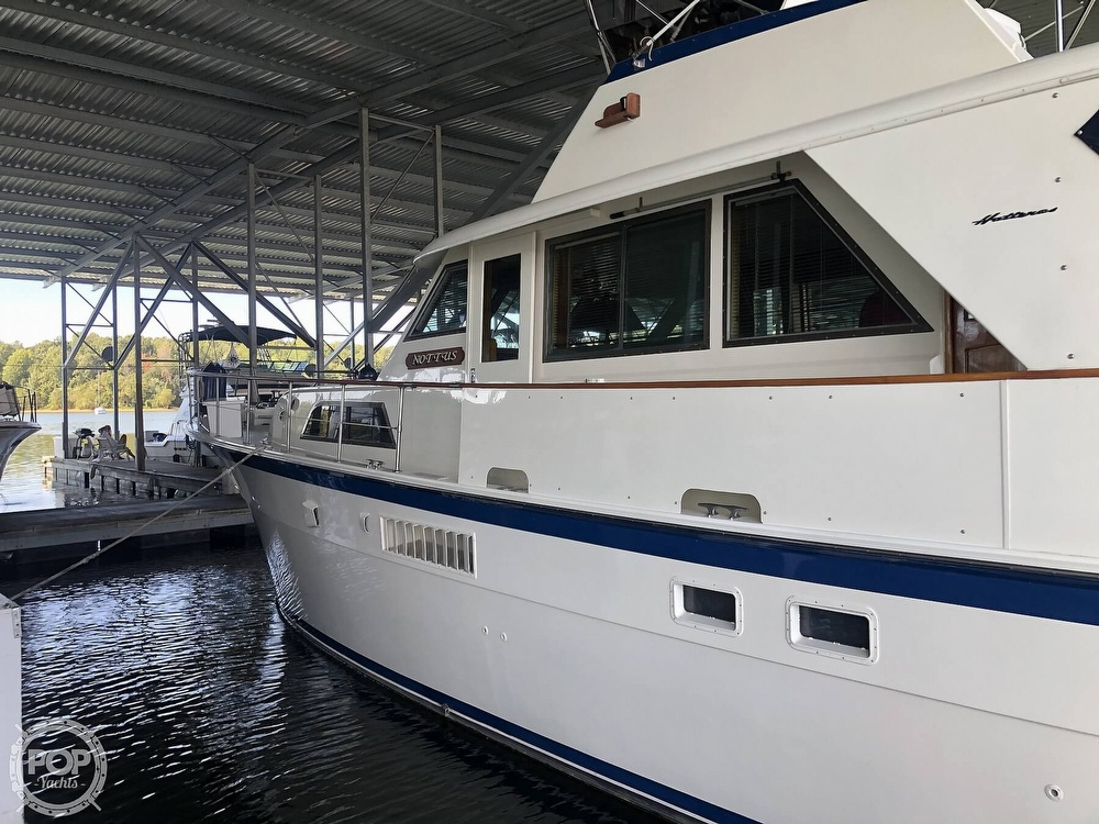 1977 Hatteras boat for sale, model of the boat is 53 & Image # 17 of 40