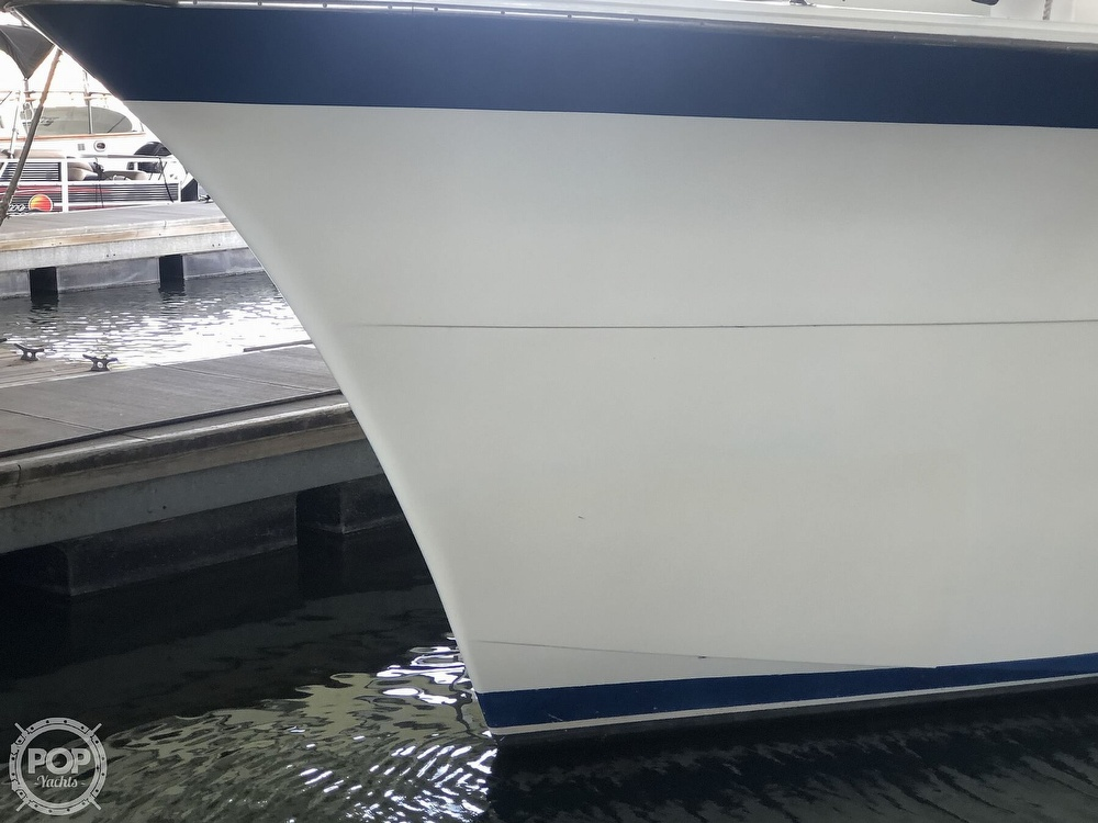 1977 Hatteras boat for sale, model of the boat is 53 & Image # 21 of 40