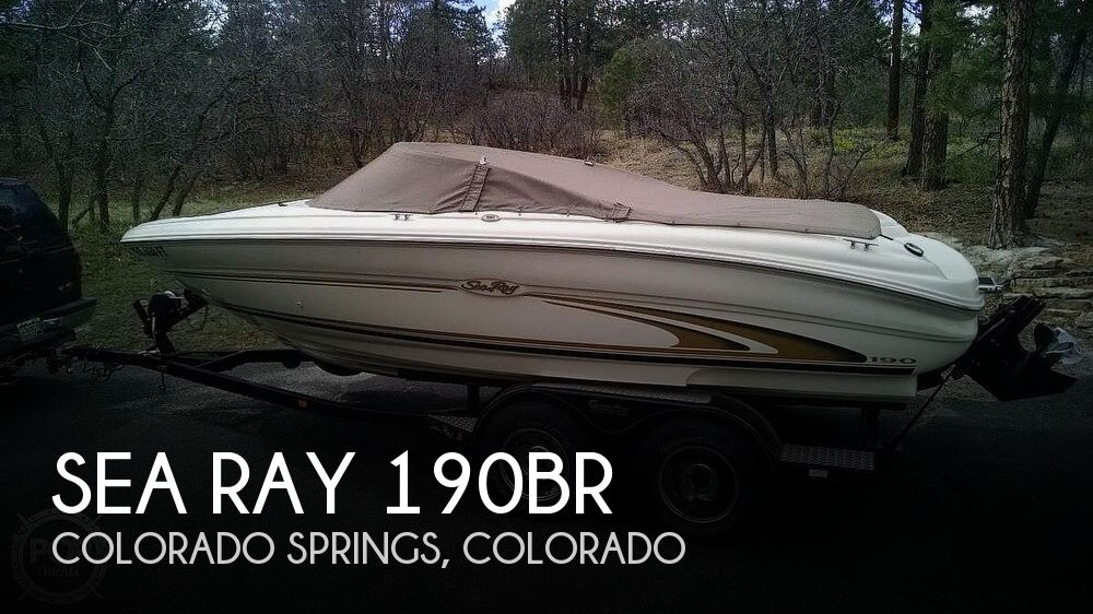 Used Sea Ray 19 Boats For Sale by owner | 1999 Sea Ray 19
