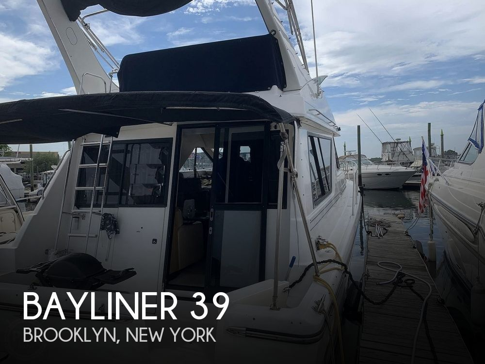 Used Boats For Sale in Trenton, New Jersey by owner | 2001 Bayliner 39