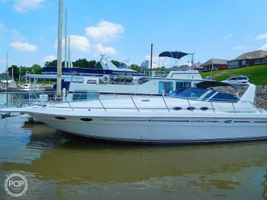 Sea Ray 400 Express Cruiser, 40', for sale - $57,000