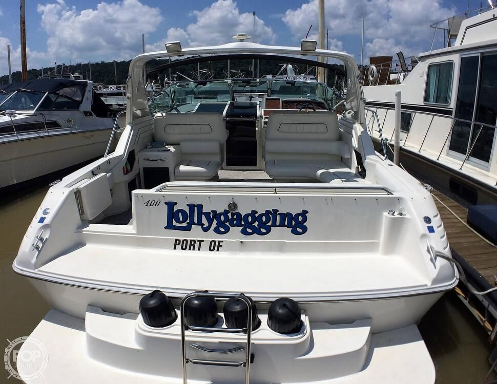 1994 Sea Ray boat for sale, model of the boat is 400 Express Cruiser & Image # 3 of 40