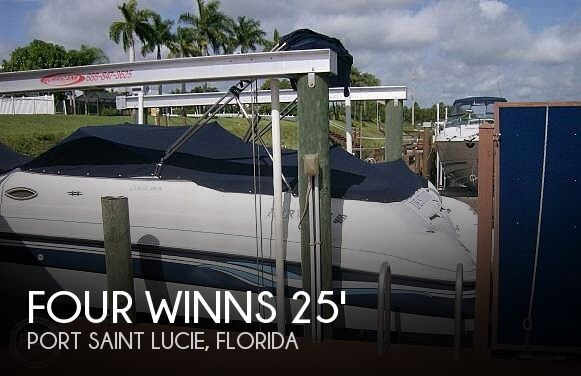 Used Four Winns 25 Boats For Sale by owner | 1999 Four Winns 25