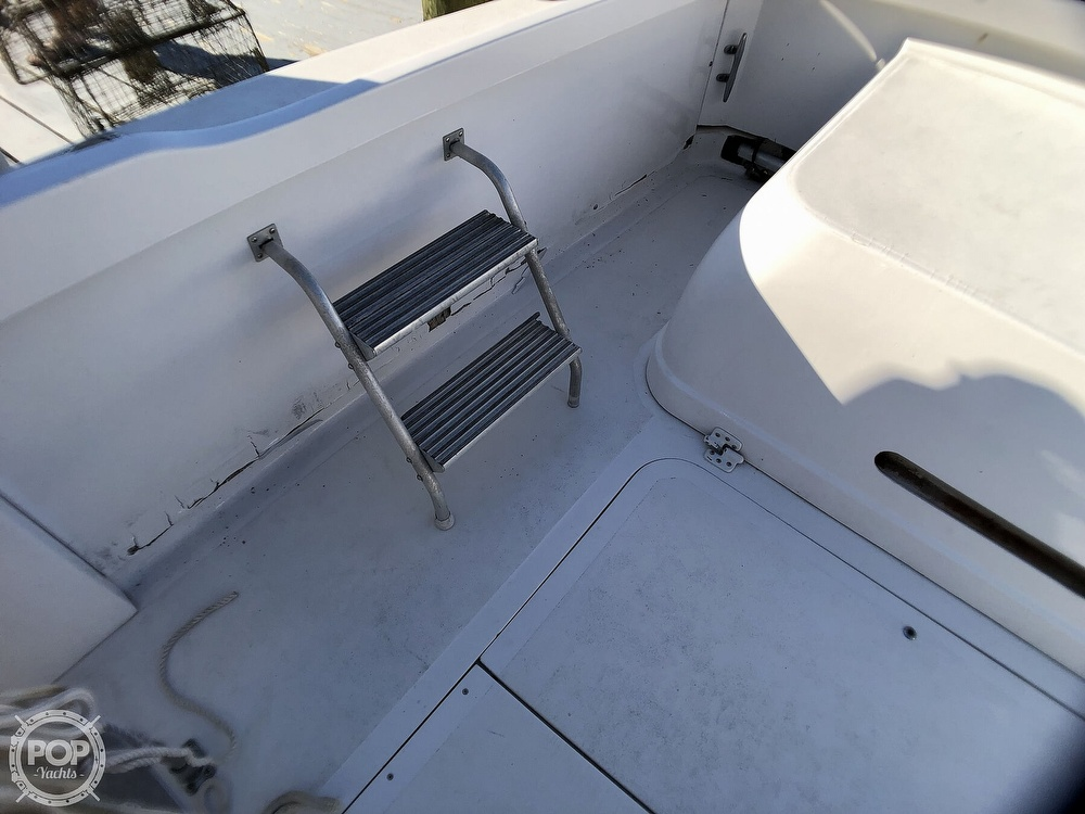 1973 Bertram boat for sale, model of the boat is 25 & Image # 25 of 40