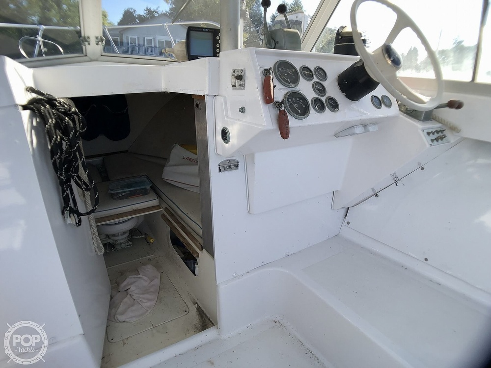 1973 Bertram boat for sale, model of the boat is 25 & Image # 38 of 40