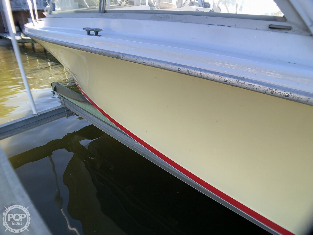 1973 Bertram boat for sale, model of the boat is 25 & Image # 6 of 40