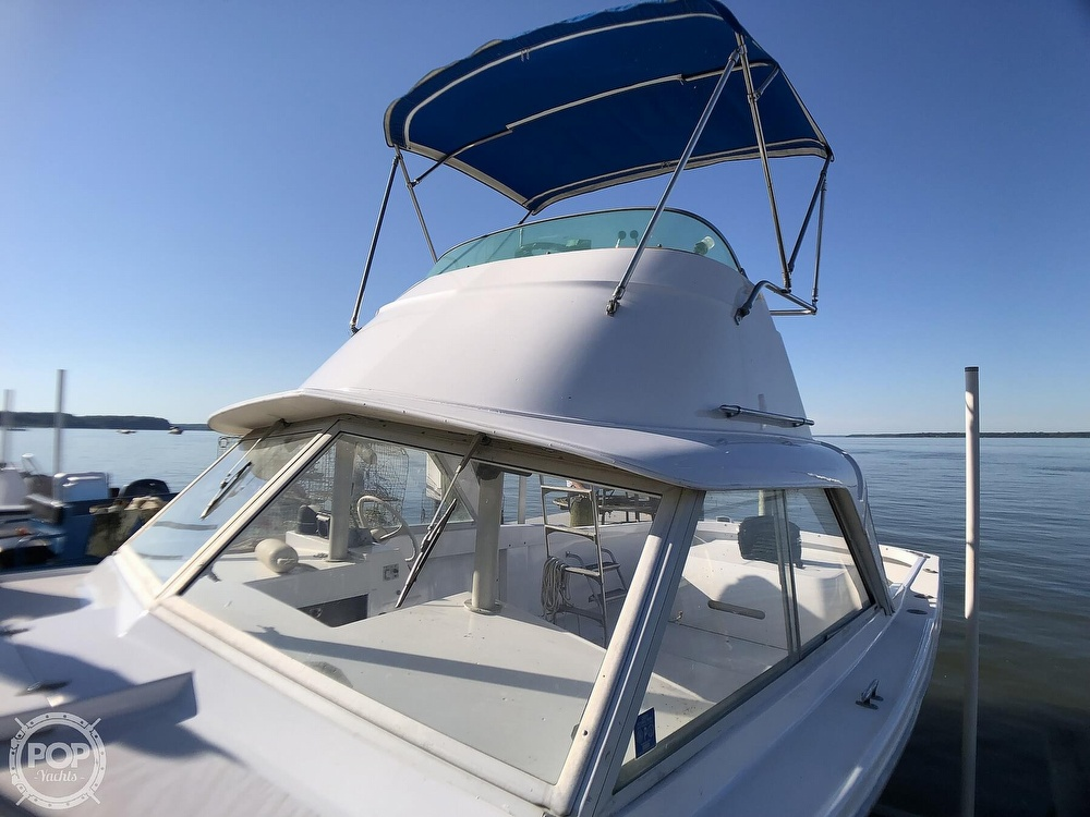 1973 Bertram boat for sale, model of the boat is 25 & Image # 8 of 40