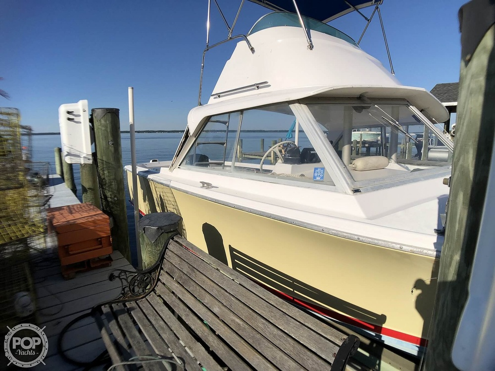 1973 Bertram boat for sale, model of the boat is 25 & Image # 4 of 40