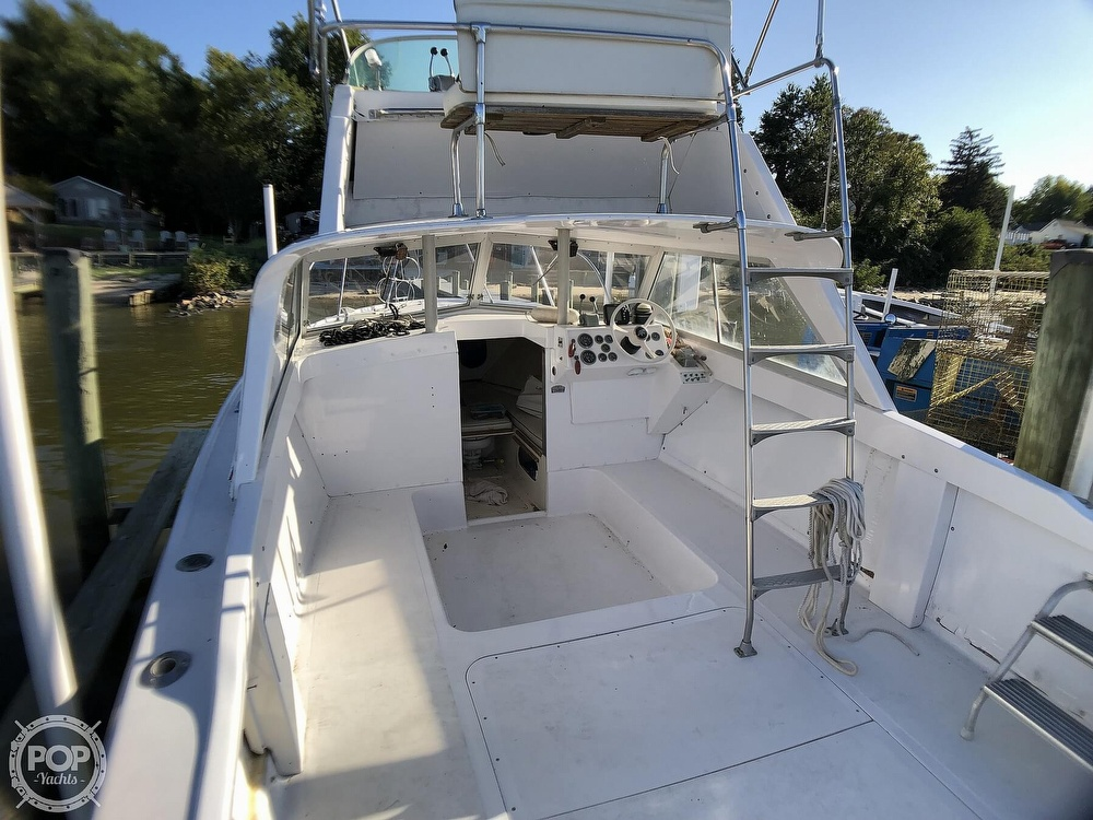 1973 Bertram boat for sale, model of the boat is 25 & Image # 2 of 40
